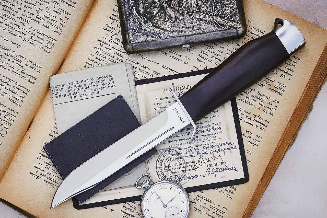 Нож нескладной 024 ACWP