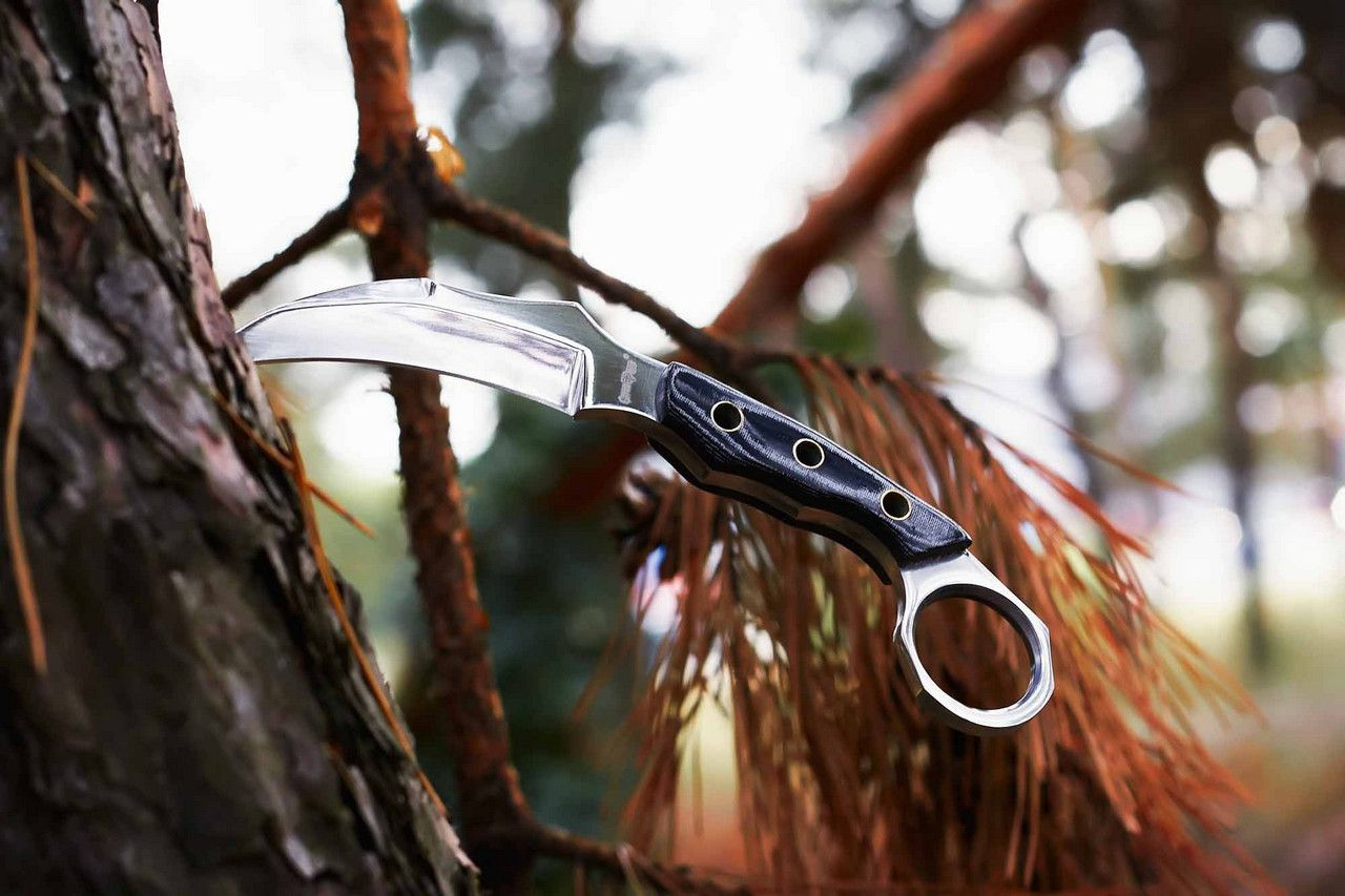 Нож нескладной 2534 MP