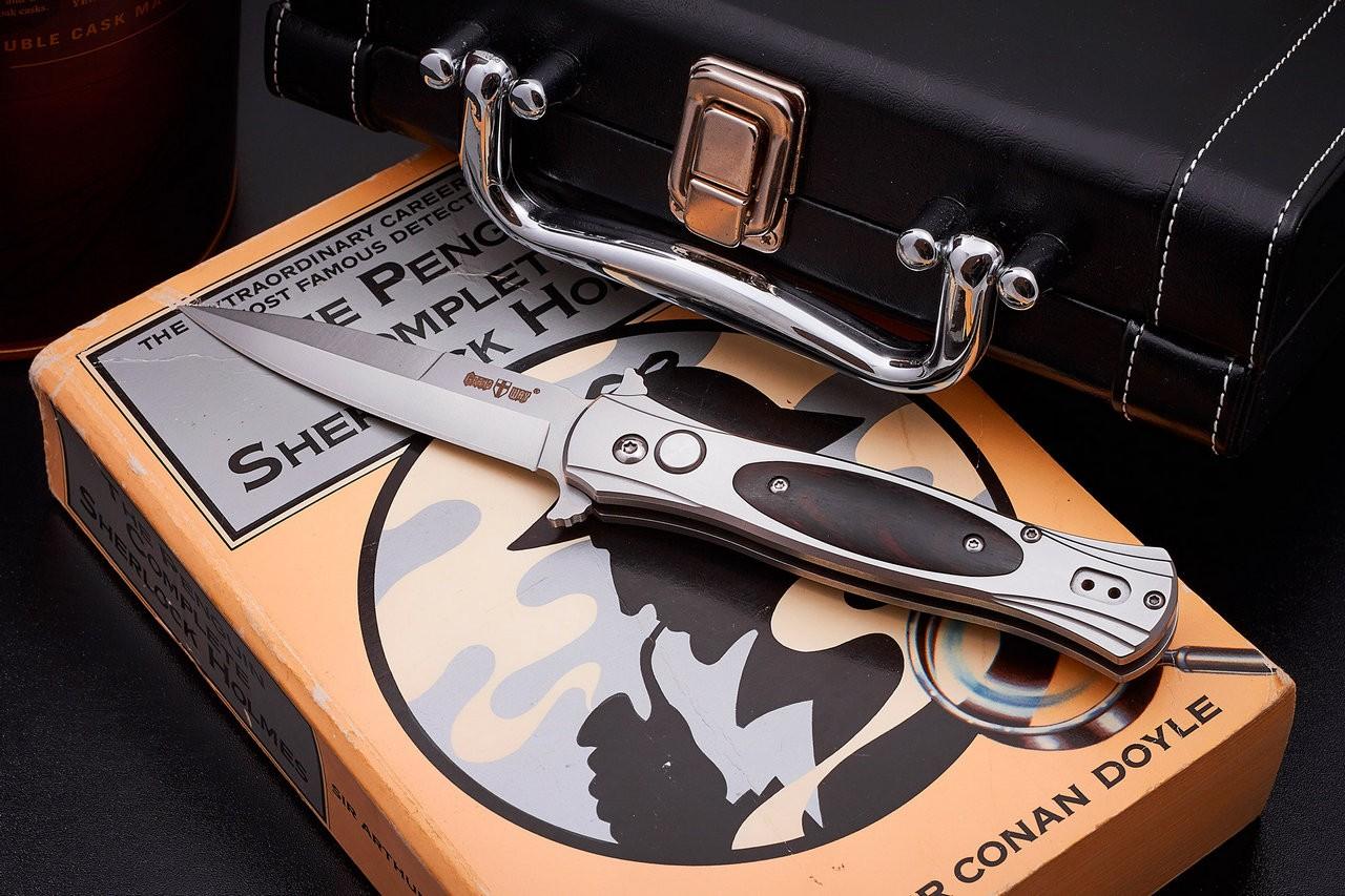 Нож выкидной S-25