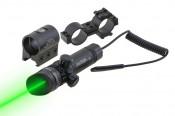 Лазерный целеуказатель  JG1/3G  (зел. луч)