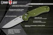 Нож складной S-27